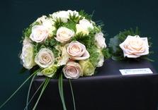 Romantique roses roses