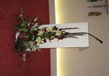 Montage pour église