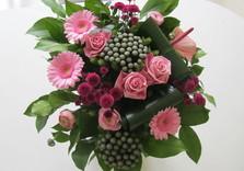 Bouquet tout rose